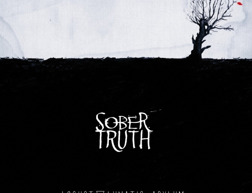 Monarch Magazin: Review Locust ▼ Lunatic Asylum | Sober Truth