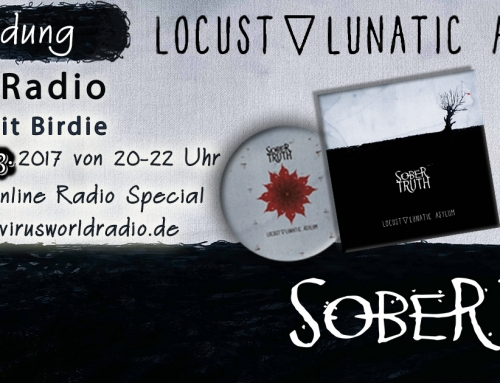Online Radio Special | Sober Truth auf Virus World Radio