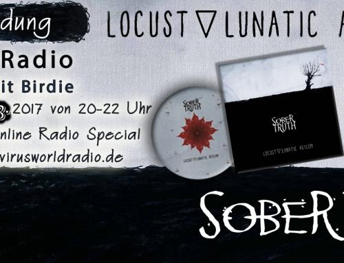 Online Radio Special | Sober Truth auf Virus World Radio