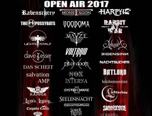 Gothic meets Rock Festival  | FAQs