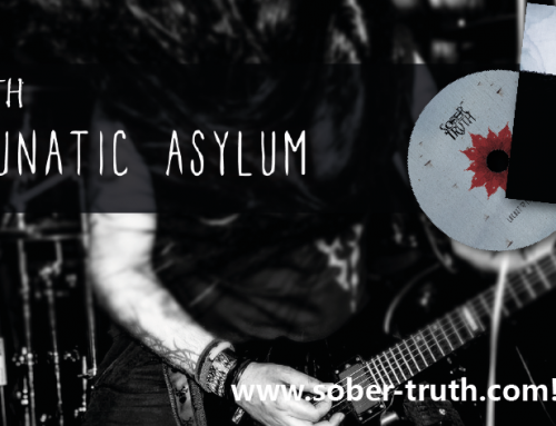 Locust ▽ Lunatic Asylum | Album 2017 | SOBER TRUTH