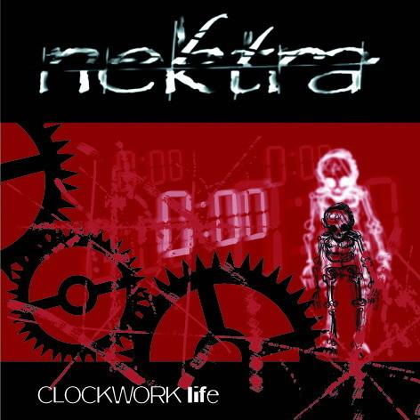 Nektra - Clockwork Life - Taktart Records