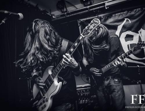 TaktArt Club Show V – Exarion, Hereditary und Neverland in Ashes zelebrieren einen fetten Abriss im RPZ Bonn