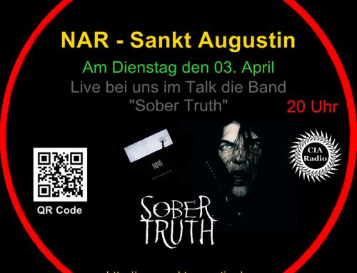 Live im Talk bei Radio NAR – Sankt Augustin +++ special +++
