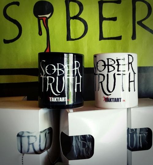 Tasse Sober Truth Logo