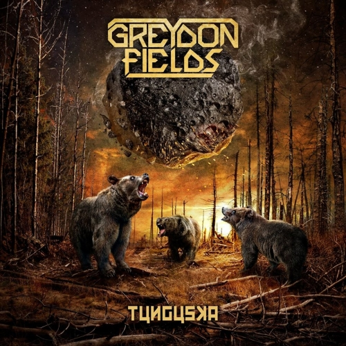 Greydon Fields - Tunguska CD