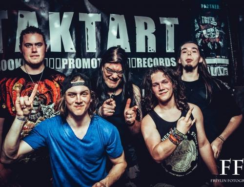 AVERBLACK aus Troisdorf ab sofort im TaktArt Band Roster