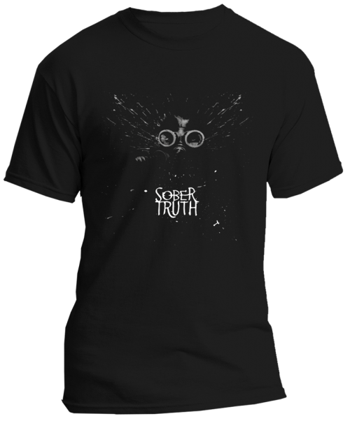 Shirt PSYCHOSIS - Sober Truth Merch