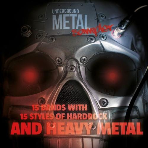UG Metal Sampler - 15 Bands - diverse styles genre 2019