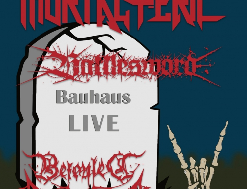 REVIVAL(S) Das untergrundige Kult Event BAUHAUS LIVE TROISDORF kehrt für 3 Shows zurück