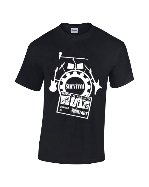 BAUHAUS LIVE - Shirt - Survival