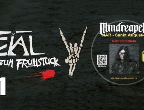 """TaktArt präsentiert: """"Metal zum Frühstück"""" – Episode 1 (Bandspecial: Mindreaper / Wetzlar)"""