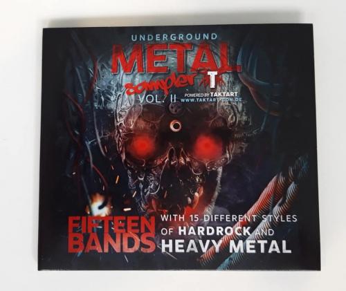 Underground Metal Sampler Vol II